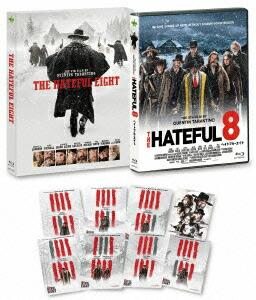 ヘイトフル・エイト Blu-rayコレクターズ・エディション[GABS-1301][Blu-ray/ブルーレイ] 製品画像