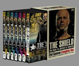 ザ・シールド ルール無用の警察バッジ 2ndシーズン コンプリート ボックス[BP-277][DVD] 製品画像