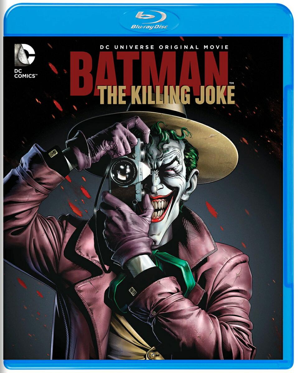 バットマン:キリングジョーク[1000614602][Blu-ray/ブルーレイ]