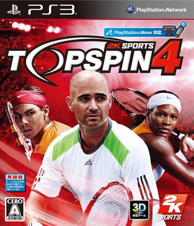 TOP SPIN4 [PS3]