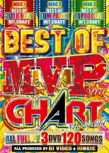 ベスト・オブ・MVP・ヒット・チャート・ニュー&オールド[PR-067][DVD]