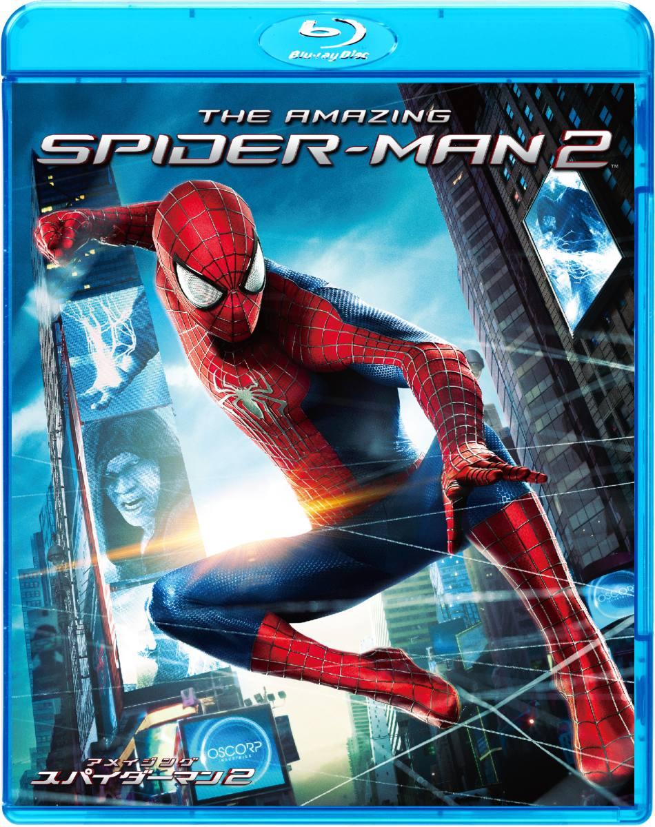 アメイジング・スパイダーマン2TM[BLU-80400][Blu-ray/ブルーレイ] 製品画像