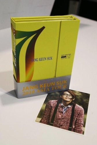 2010 チャン・グンソク アジアツアー ザ・ラスト イン ソウル[JVDK-1350][DVD] 製品画像