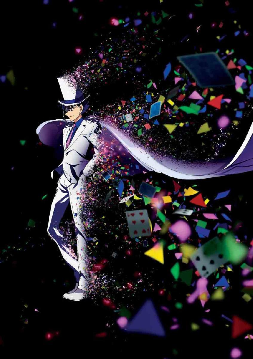 まじっく快斗 1412 Blu-ray Disc BOX Vol.2(完全生産限定版)[ANZX-49004/6][Blu-ray/ブルーレイ] 製品画像