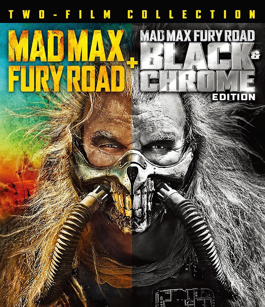 【初回限定生産】マッドマックス 怒りのデス・ロード<ブラック&クローム>エディション Blu-ray[1000637339][Blu-ray/ブルーレイ]