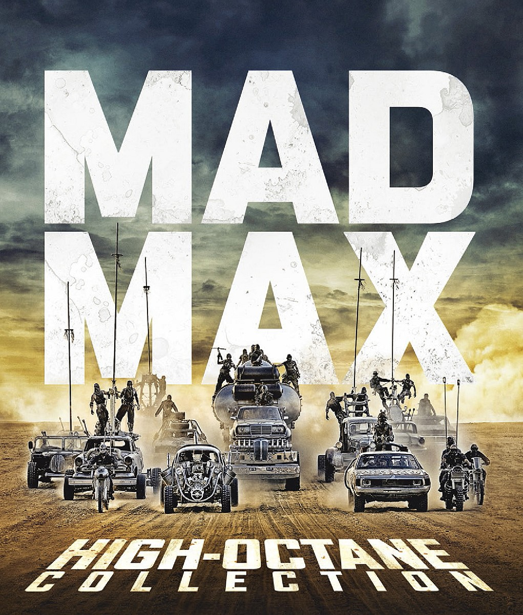 【初回限定生産】マッドマックス<ハイオク>コレクション[1000637340][Blu-ray/ブルーレイ]