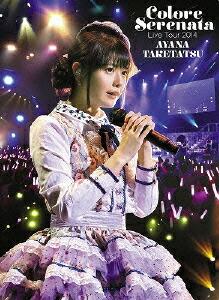 """竹達彩奈 Live Tour 2014""""Colore Serenata""""[PCXP-50297][Blu-ray/ブルーレイ] 製品画像"""