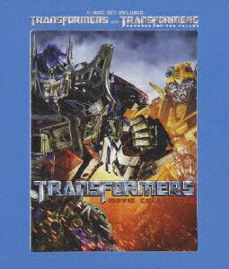 トランスフォーマー ブルーレイ ダブルパック[PBWS-1004][Blu-ray/ブルーレイ]