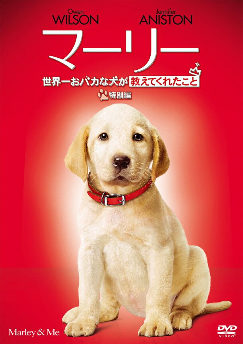 マーリー 世界一おバカな犬が教えてくれたこと<特別編>[FXBW-36302][DVD]