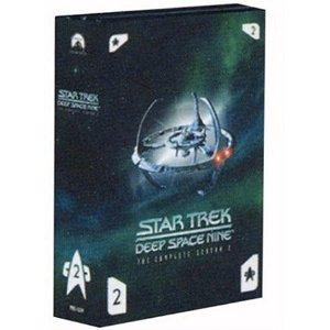 スター・トレック ディープ・スペース・ナイン DVDコンプリート・シーズン2 コレクターズ・ボックス[PDS-1039][DVD] 製品画像