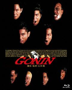 あの頃映画 the BEST 松竹ブルーレイ・コレクション GONIN[SHBR-0329][Blu-ray/ブルーレイ] 製品画像