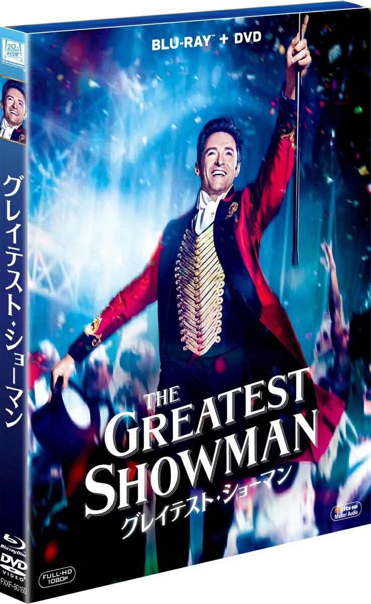 グレイテスト・ショーマン 2枚組ブルーレイ&DVD[FXXF-80160][Blu-ray/ブルーレイ]