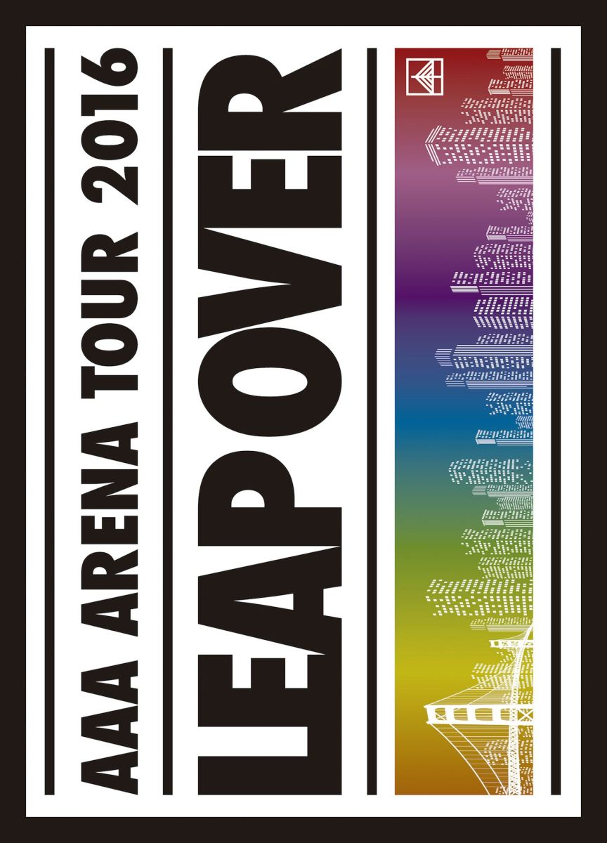 AAA ARENA TOUR 2016 -LEAP OVER-(初回生産限定盤)[AVXD-92382][Blu-ray/ブルーレイ]