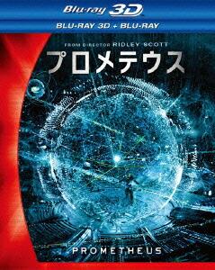 プロメテウス 3D・2Dブルーレイセット<2枚組>[FXXKA-52503][Blu-ray/ブルーレイ] 製品画像