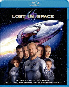 ロスト・イン・スペース[CWBA-N8591][Blu-ray/ブルーレイ] 製品画像