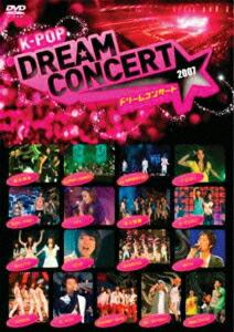 K-POP ドリームコンサート 2007[POBD-60397][DVD]