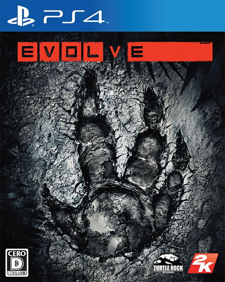 Evolve [PS4]
