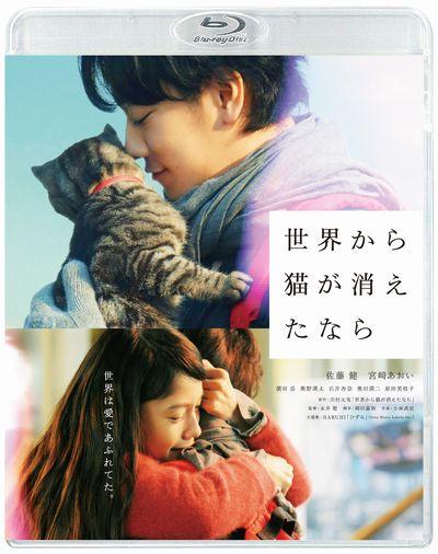 世界から猫が消えたなら Blu-ray通常版[SBR-26307D][Blu-ray/ブルーレイ]