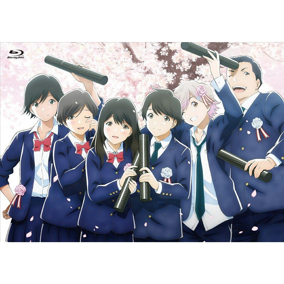 TVアニメ「月がきれい」Blu-ray Disc BOX(初回生産限定版)[VTZF-68][Blu-ray/ブルーレイ]