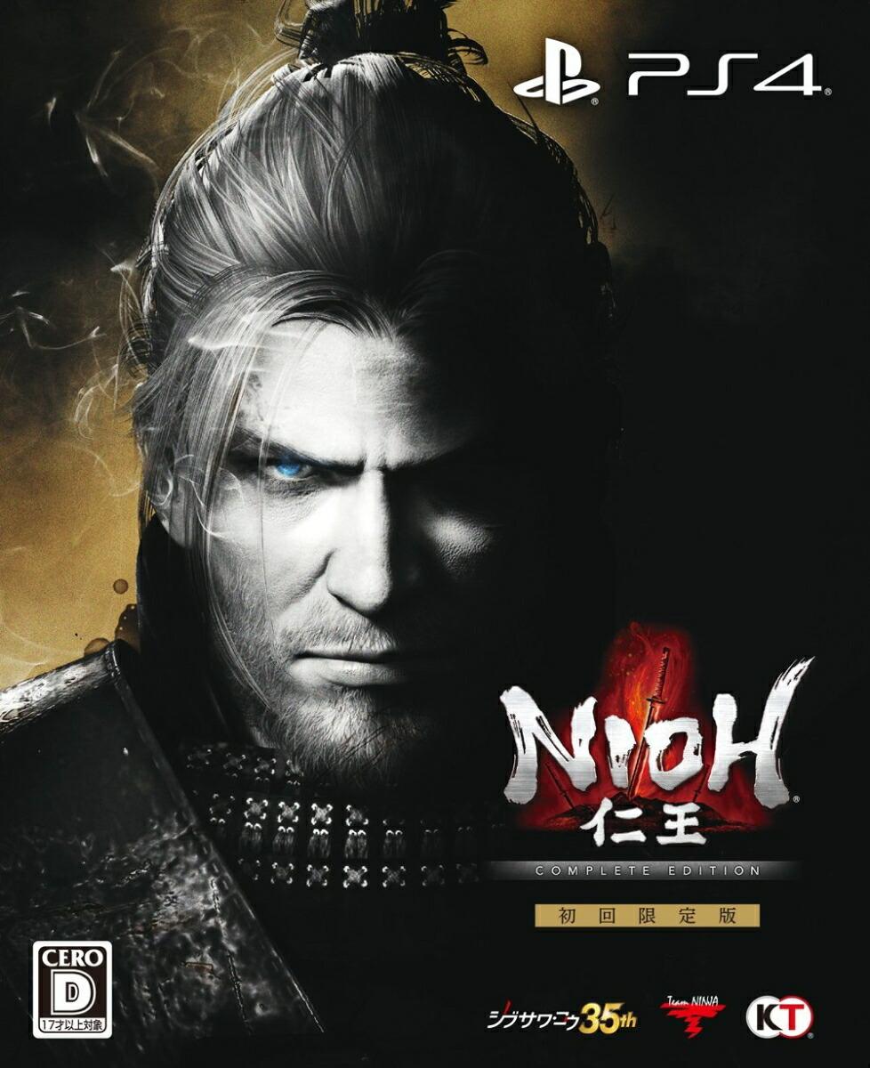 仁王 Complete Edition [初回限定版] [PS4]