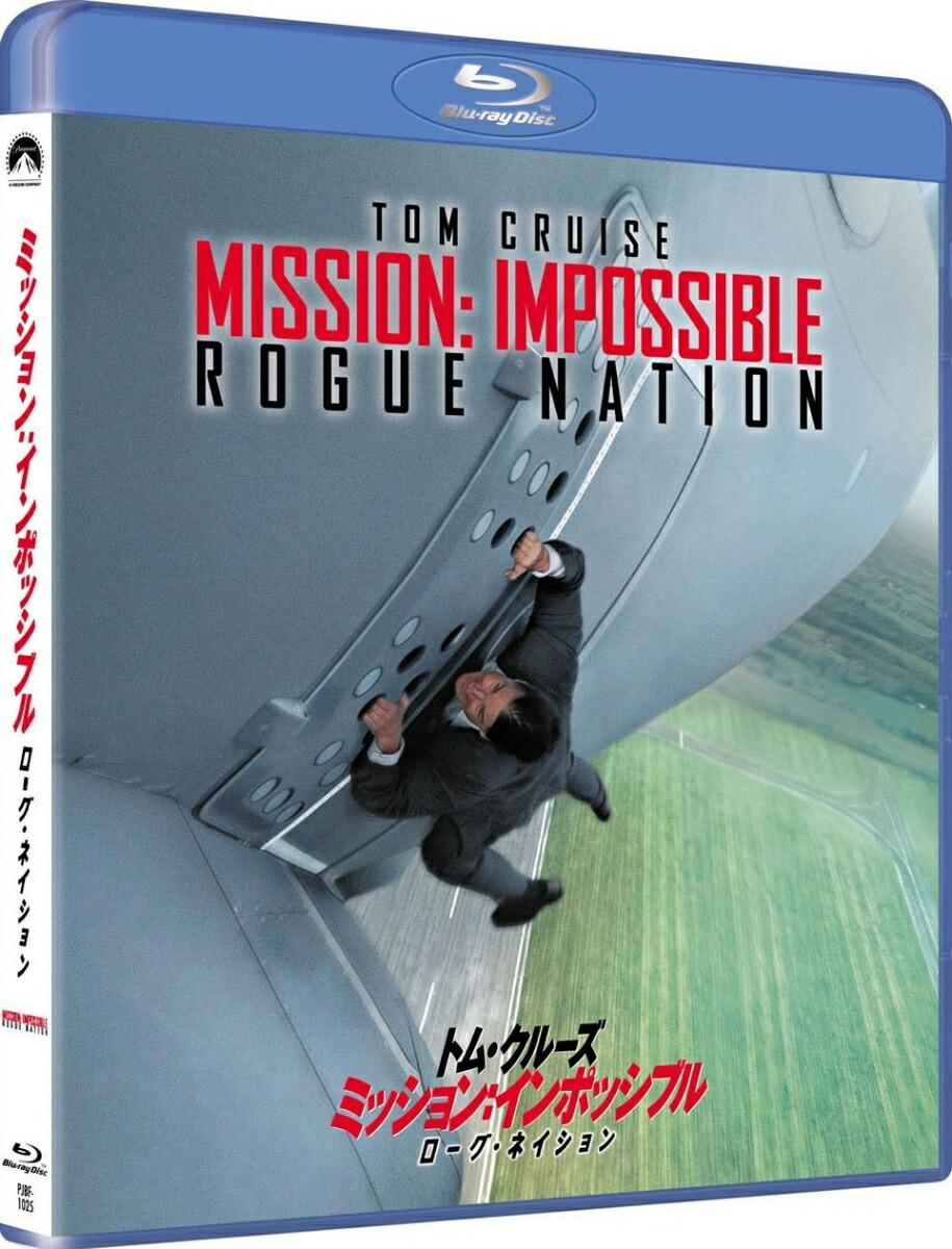 ミッション:インポッシブル/ローグ・ネイション[PJXF-1025][Blu-ray/ブルーレイ]