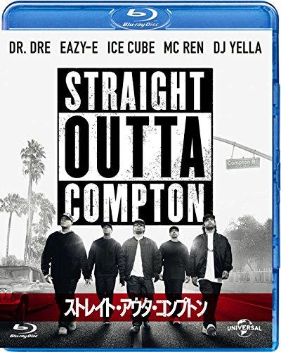 ストレイト・アウタ・コンプトン[GNXF-2140][Blu-ray/ブルーレイ]