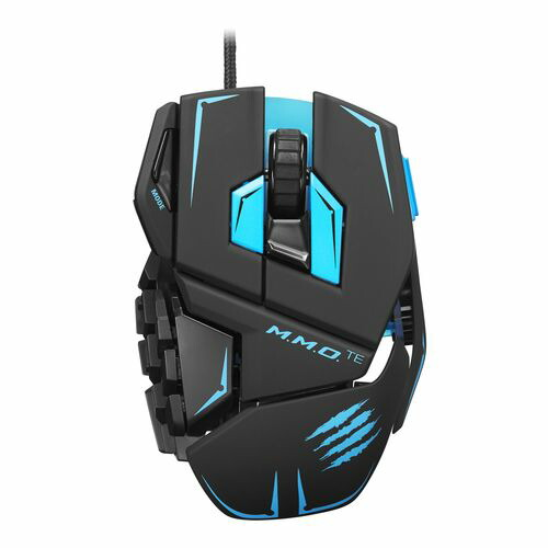 M.M.O. TE Tornament Edition Gaming Mouse MC-MTE 製品画像