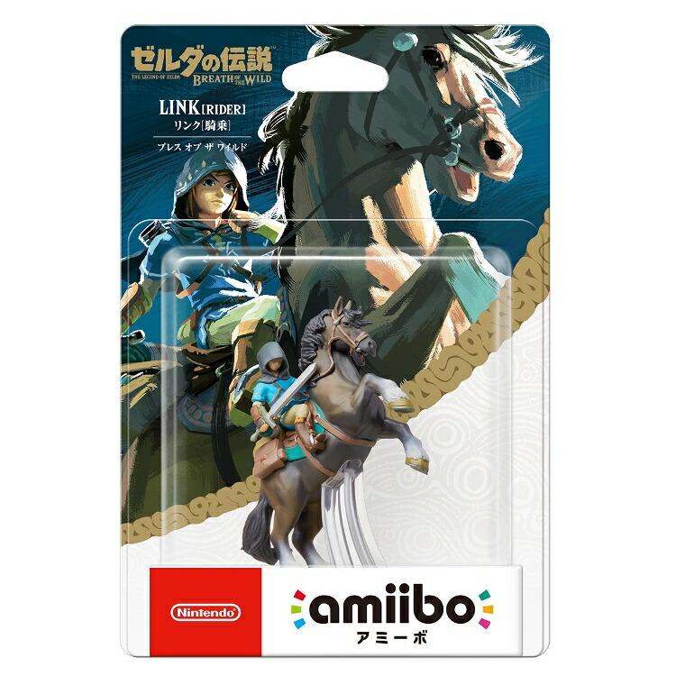 amiibo NVL-C-AKAL [リンク(騎乗)(ブレス オブ ザ ワイルド)(ゼルダの伝説シリーズ)]