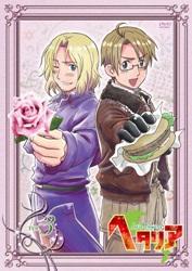 ヘタリア Axis Powers vol.3【通常版】[MFBC-0007][DVD] 製品画像