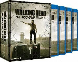 ウォーキング・デッド3 Blu-ray BOX-1[DAXA-4465][Blu-ray/ブルーレイ] 製品画像