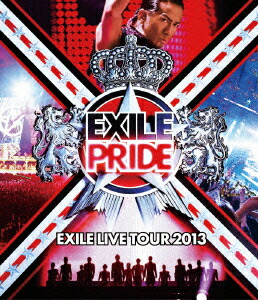 "EXILE LIVE TOUR 2013 ""EXILE PRIDE""(2枚組Blu-ray)[RZXD-59465/6][Blu-ray/ブルーレイ]"