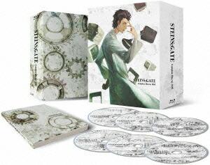 STEINS;GATE コンプリート Blu-ray BOX【期間限定生産】[ZMAZ-10381][Blu-ray/ブルーレイ]
