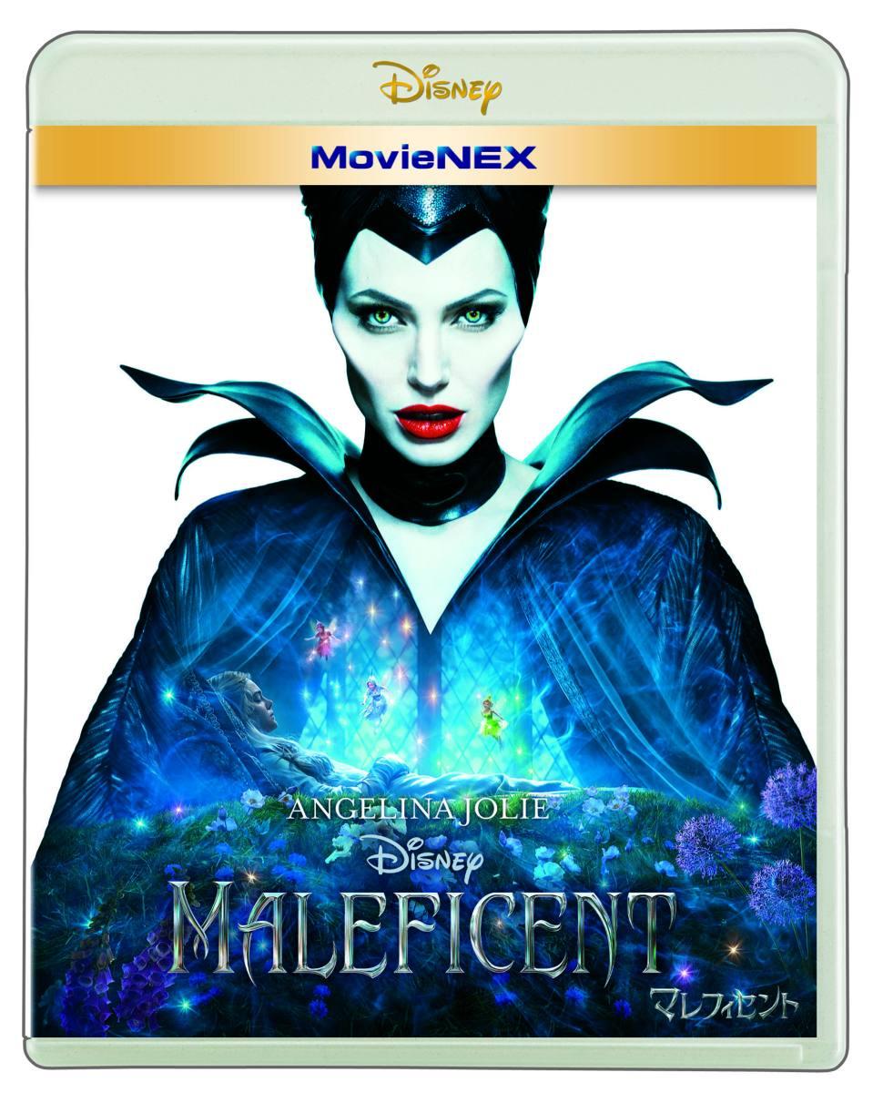 マレフィセント MovieNEX[VWAS-2941][Blu-ray/ブルーレイ] 製品画像