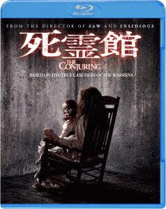 死霊館[1000513663][Blu-ray/ブルーレイ] 製品画像