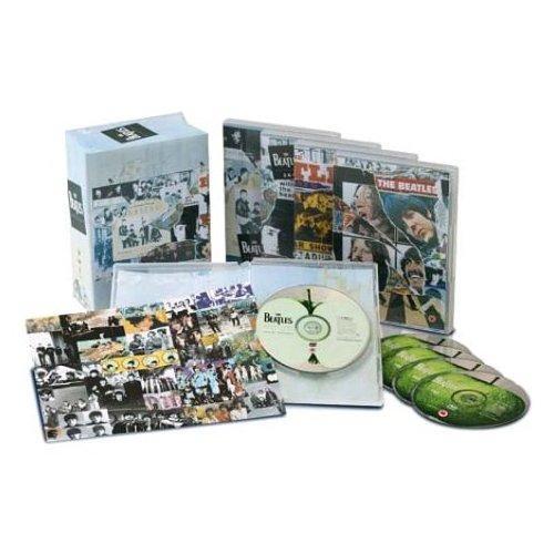 ザ・ビートルズ・アンソロジー DVD BOX[TOBW-3201/5][DVD]