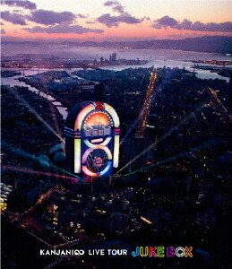 KANJANI∞ LIVE TOUR JUKE BOX[JAXA-5018][Blu-ray/ブルーレイ]