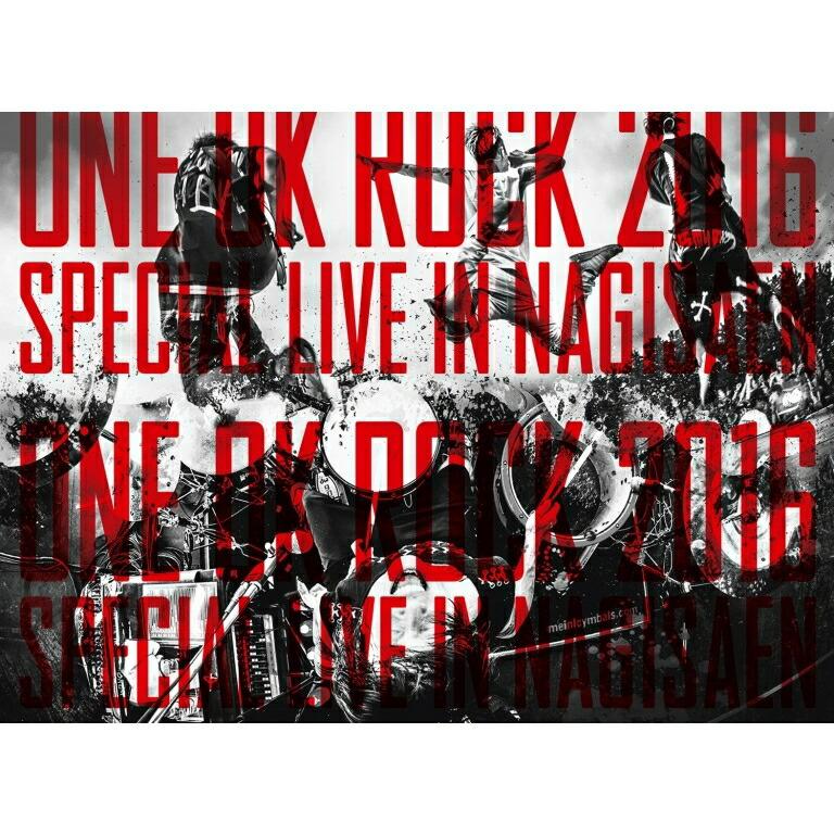 ONE OK ROCK 2016 SPECIAL LIVE IN NAGISAEN[AZXS-1019][Blu-ray/ブルーレイ]