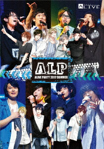 【DVD】A.L.P -ALIVE PARTY 2017 SUMMER-[MOVC-0159][DVD]