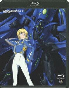 エウレカセブンAO 3[BCXA-0524][Blu-ray/ブルーレイ] 製品画像
