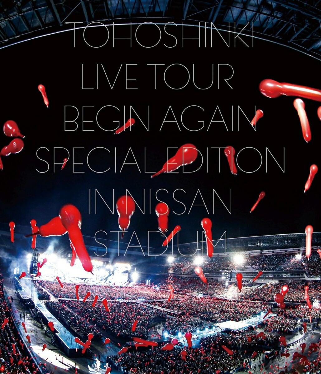 邦楽 東方神起 LIVE TOUR 〜Begin Again〜...