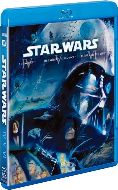 スター・ウォーズ オリジナル・トリロジー ブルーレイコレクション[FXXZ-52298][Blu-ray/ブルーレイ]
