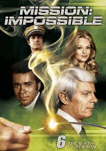 スパイ大作戦 シーズン6〈日本語完全版〉[PPS-117534][DVD] 製品画像