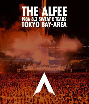 THE ALFEE 1986.8.3 SWEAT&TEARS TOKYO BAY・AREA[PCXP-50304][Blu-ray/ブルーレイ] 製品画像