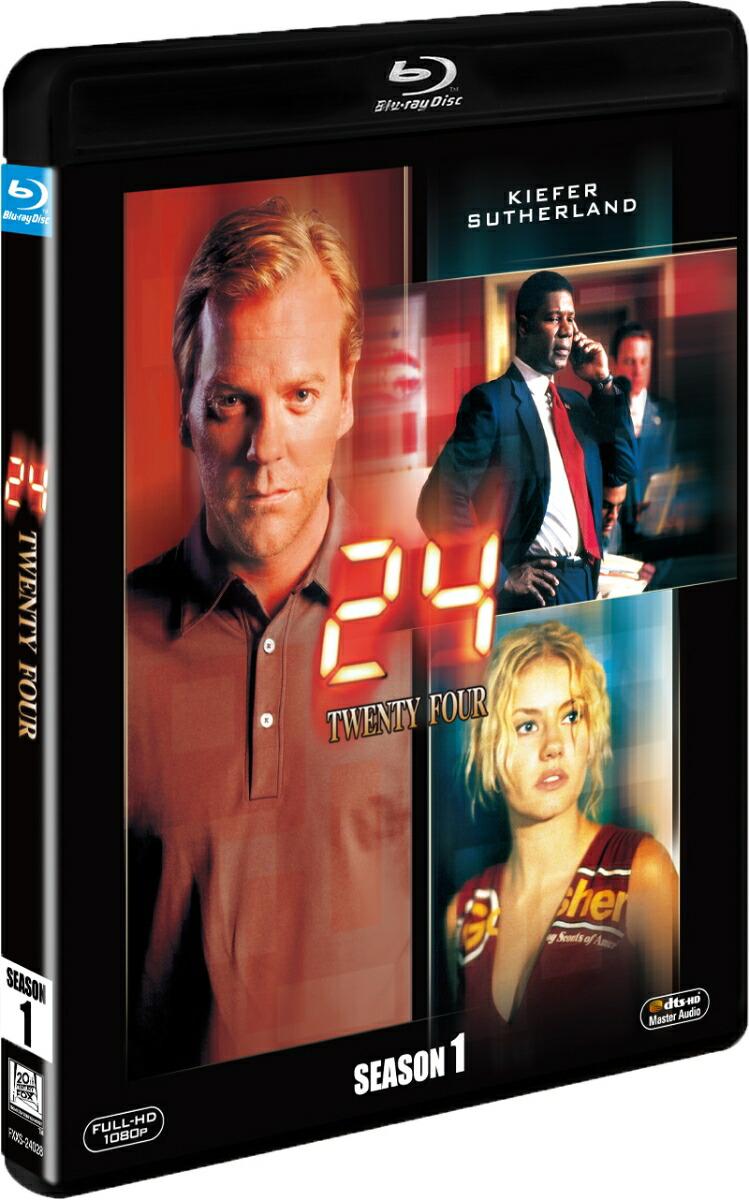 24-TWENTY FOUR- シーズン1<SEASONSブルーレイ・ボックス>[FXXS-24028][Blu-ray/ブルーレイ] 製品画像