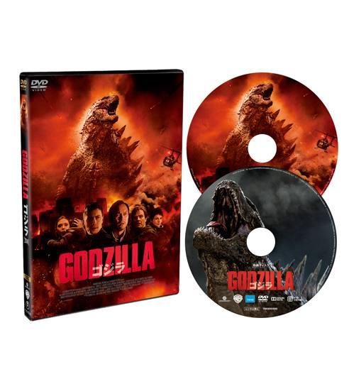 GODZILLA ゴジラ[2014]DVD[TDV-25055D][DVD] 製品画像