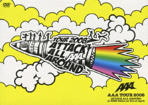 AAA TOUR 2008-ATTACK ALL AROUND-at NHK HALL on 4th of April[AVBD-91557][DVD]