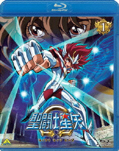 聖闘士星矢Ω 1[BCXA-0572][Blu-ray/ブルーレイ] 製品画像