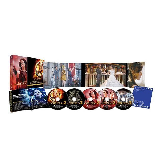 ハンガー・ゲーム2 プレミアム・エディション【初回限定生産】[DAXA-4584][Blu-ray/ブルーレイ] 製品画像