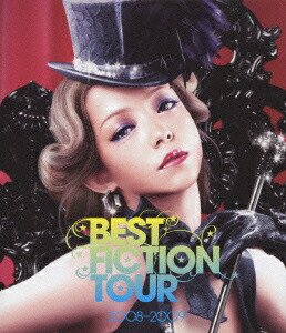 namie amuro BEST FICTION TOUR 2008-2009[AVXD-91606][Blu-ray/ブルーレイ]