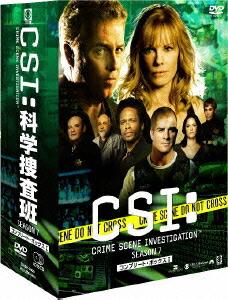 CSI:科学捜査班 シーズン7 コンプリートDVD BOX-I[DABA-0617][DVD] 製品画像
